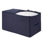 H & L Russel Jumbo Storage Chest Bag, Navy Blue, 91 cm