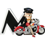 Betty Boop Alpha Betty Letter M Official Figurine