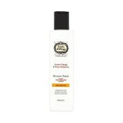 Roots & Wings Shower Wash Sweet Orange & Rose Geranium 250ml