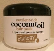 Oliology Coconut Oil Hair Mask, 240ml