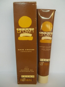 Sense Brown Colours by Techno Kaaral - Permanent Cream Hair Colourant Enriched with Aloe, Coconut Oil, and Provitamin B5 - 100ml Tubes - Shade Selection