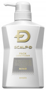 Scalp D Medical Scalp Pack Hairgrowtht Conditioner for Men 2016 (for all skin type) 350mL (11.83fl oz)
