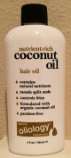 Oliology Coconut Oil Hair Oil, 120ml