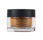 Almay Smart Shade Mousse Makeup, Medium/Deep [400] 20ml