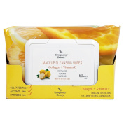 Symphony Beauty Makeup Cleansing Wipes 60 Wipes