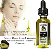 30ml Reduce Dark Spots, Wrinkles - Boosts Collagen AVOCADO Oil Facial Moisturiser