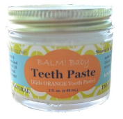 BALM! Baby Teeth Paste * Natural Tooth Paste for Kids {60ml}