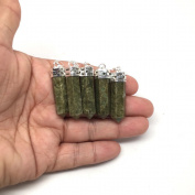 1pc Green Vasonite Point Pendant Chakra Healing Riki Handmade @India, PI20