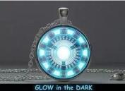 Glowing Pendant, Pendant Glow in the Dark, Glowing Jewellery, Glowing Necklace, Glowing Photo