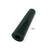 PHYHOO TOOL Round Ring Wax Tube Small centre Hole Green