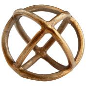 CYAN DESIGN 08165 Sm Jacks In Orbit Filler, Gold