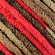 Bernat Blanket Big Ball Yarn (10422) Rasberry Trifle