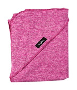 Luv Bug Company UPF 50+ Sun Protection Blanket, Heather Pink