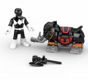 Fisher-Price Imaginext Power Rangers Black Ranger Battle Armour