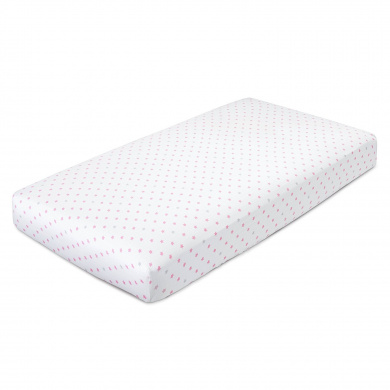 aden by aden + anais crib sheet, darling