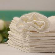 5pcs Dokis Newborn Infant Baby Nappy Napkin Bamboo Fibre Cloth