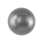 Studex System 75 ear piercing studs long post 4mm 24k silver ball 7542-0300-23