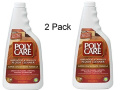 (2 Pack) PolyCare 70020 Cleaner concentrate 590ml