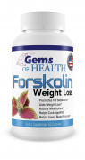 #1 100% Pure Forskolin Extract 250mg High Grade Capsules MADE IN USA