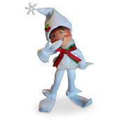 Annalee - 23cm Snowflake Elf - White