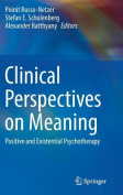 Clinical Perspectives on Meaning