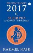 Scorpio Predictions: 2017