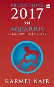 Aquarius Predictions: 2017