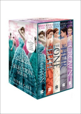 The Selection Series 1-5: (The Selection, The Elite, The One, The Heir and The Crown)