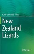 New Zealand Lizards: 2016