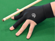 McDermott Billiard Pool Glove - Left Hand Fit for Right Handed Players - Small