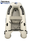 Inflatable Sport Boats - Dolphin 2.7m - Model 270 - Air Deck Floor with Seat Bag