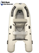 Inflatable Sport Boats Killer Whale 3.3m - Model 330 - Aluminium Floor with Seat Bag