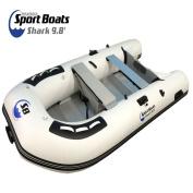 Inflatable Sport Boats Shark 3m - Model 300 - Aluminium Floor with Seat Bag