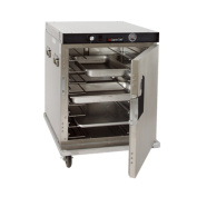 Cres Cor H-339-UA-8C Mobile Half-Height Heated Cabinet