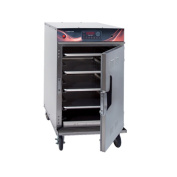 Cres Cor 1000-CH-SS-SPLIT-STK-DE Stacked Mobile Cook-N-Hold Cabinet