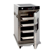 Cres Cor H-339-SS-128C Mobile Half-Height Heated Cabinet