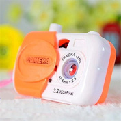 Kid Children Baby Learning Educational Toy Projection Gadget Button Simulation Plastic Camera Model Funny Gift