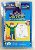 Leappad Science Leap 2 I Know Where My Food Goes Book & Cartridge Leapfrog Book