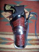 Cowboy Western Holster 14cm Colt SAA Ruger Vaquero Heritage Rough Rider