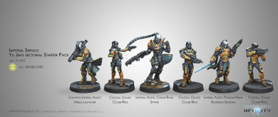 Imperial Service - Yu Jing Sectorial Starter Pack (280384-0583)