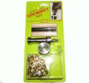 Grommet Kit, Set It Yourself, Size 2, Brass Grommets, K234-2