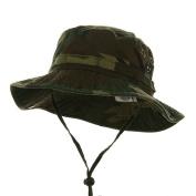 Vbiger Outdoor Boonie Hat Men's Outdoor Hats Camouflage Bucket Mesh Hunting Hat Sun Hats