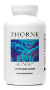 Thorne Research - GI-Encap - Botanical Supplement for GI Tract Support - 180 Vegetarian Capsules