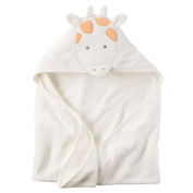 Carter's Unisex Baby One Size Hooded Towel