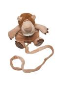 Animal Planet 2 in 1 Lion Toddler Safety Harness Backpack Children's Walking Leash Strap