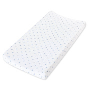 aden by aden + anais changing pad cover, dashing