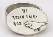 Tooth Fairy Box to Put On Tooth Fairy Pillow Keepsake tooth Fairy Ideas for Kids with Chick