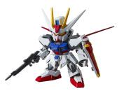 Bandai Hobby SD EX-Standard Aile Strike Gundam Action Figure