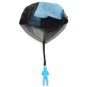 SZJJX Tangle-Free Toy Parachute Soldier Men Base Jumpers Kids Hand Throwing Parachute Classic Operated Cloth Jump Fly Toys Launcher Set Outdoor Play Game Toy