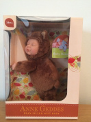 Anne Geddes Baby Brown Bear